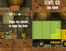 Truck Loader - Nalož dodávku!