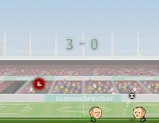 Sport Heads Soccer - Jednoduchý zábavný futbal