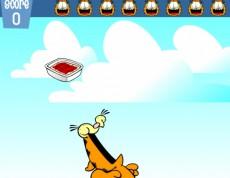 Garfield - Chytaj lazane pre Garfielda