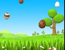 Eggs Shooting Game - Poľovačka na vajíčka