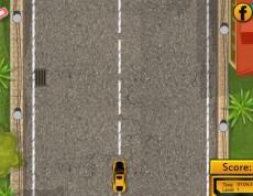Taxi Rush 2 - Taxi jazda 2