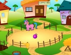 Horse Farm - Vlastná farma s poníkom