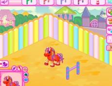 Pony Land - Ružový ponyland