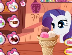 Little Pony Ice Cream - Zmrzka pre Little Pony