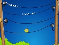 Wire Chick - Postrehovka s vtáčikom