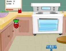 Tomato Bounce - Skákačka s paradajkami