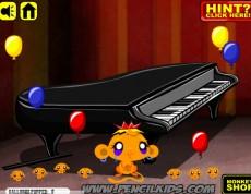 Monkey Go Happy Balloons - Opičky sú späť!