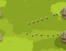 Hut War - Bojová stratégia