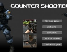Counter Shooter - Perfektná strieľačka!