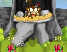 Monkey Temple - Opičia vojna