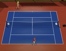 Stick Tennis - Tenisová hra