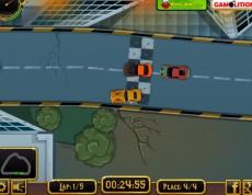 Underground Racing Kings - Závody áut v podzemí