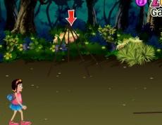 Zoe Forest Trip - Zoe sa stratila v lese