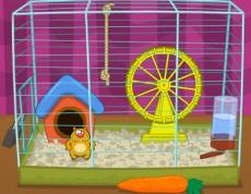 Chubby Hamster - Škrečok Chubby na úteku
