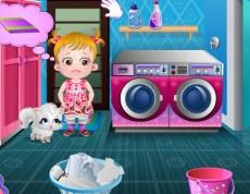 Laundry Time - Nauč sa prať oblečenie