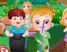 Baby Hazel Earth Day - Osláv Deň Zeme aj ty