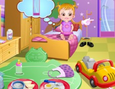 Baby Hazel in Preschool - Ideme sa chystať do škôlky
