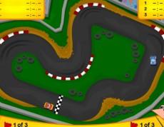 Phineas and Ferb - Zábavné preteky pre dvoch