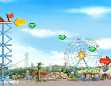 Rollercoaster Creator - Vytvor húsenkovú dráhu