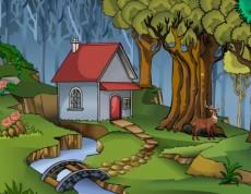 Forest Girl Escape - Ako utiecť z lesa?
