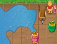 Balloon Trail - Pooh hľadá balóniky