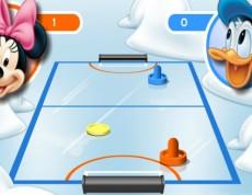 Shoot and Score - Disney hokej