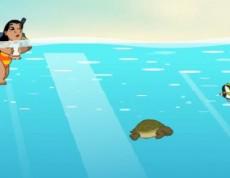 Lilo and Stitch Express - Podmorská hra s Lilo