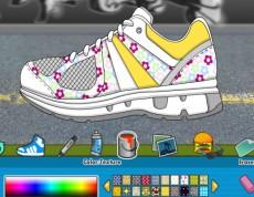 Sneaker Styler - Vyfarbi svoje tenisky