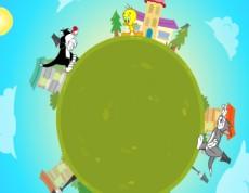 Tweety Adventure - Skákačka s Tweetym