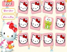 Hello Kitty Memory - Hello Kitty Pexeso