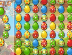 Easter Egg Slider - Hľadaj trojice vajíčok