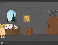 Lucky Tower 2 - Vtipná rytierska hra