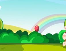Easter Egg Rush - Bláznivá vajíčková naháňačka