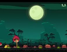 Angry Birds Halloween - Vtáky útočia na Halloween!