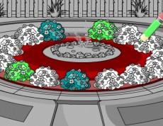 Flower Garden - Ako si vymaľuješ záhradku?