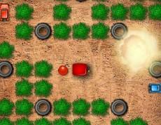 Danger Wheels - Super akčná hra s autami