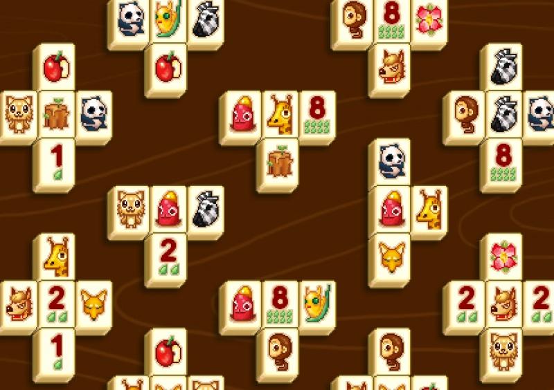 Funny Mahjong - Alebo Mahjong trochu inak | DetskeHry.sk Mahjong Pe Funny Games