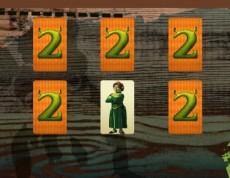 Shrek Memory - Pexeso so Shrekom