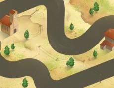 Rural Racer - Autová naháňačka pre dvoch