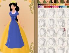 Disney Princess - Obleč sa ako Disney Princess