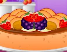 Fruit Cake Decoration - Dekorácia sladkej torty
