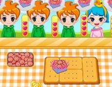 Candy Shop Maker - Obchodík s cukrovinkami