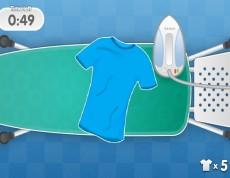 Iron Champ 2 - Ako rýchlo požehlíš prádlo?