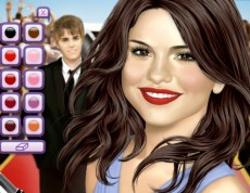 Urob make-up Selene Gomez