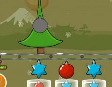 Vianočné zdobenie stromčeka - Koľko stromčekov zvládneš ozdobiť?!