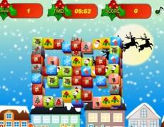Christmas Mahjong - Vianočný Mahjong