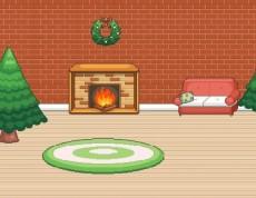 Christmas Room Decoration - Zariaď vianočnú izbu