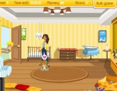 Super Babysitter - Zahraj sa na opatrovateľku!