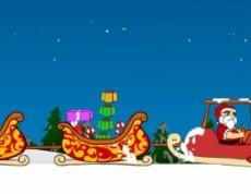 Santa Polar Express - Rozdávačka darčekov začala!