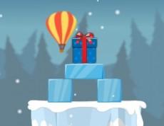 Snowball Siege - Logická hra s darčekmi